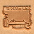Stempel 30 x 25 mm, Handcrafted by