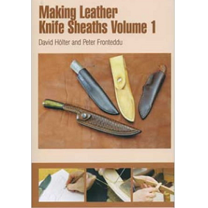 Making Leather Knife Sheaths, Tom I